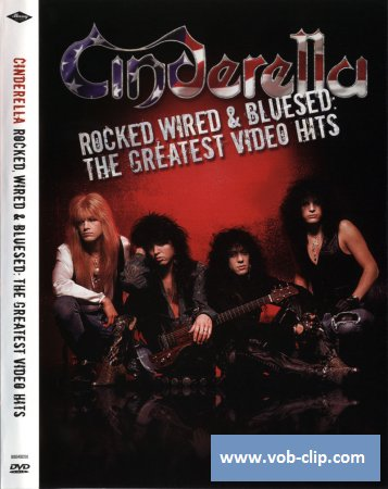 Cinderella - Rocked,Wired & Bluesed (2005) (DVD5)