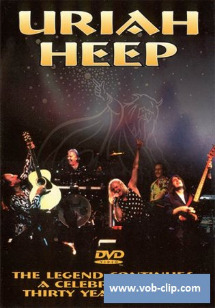Uriah Heep - The Legend Continues (2001) (DVD9)