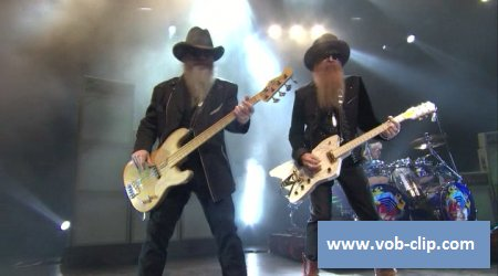 ZZ Top - Live From Texas (2008) (DVD9)