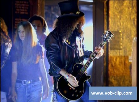 Guns'N'Roses - Welcome To The Videos (1998) (DVD5)