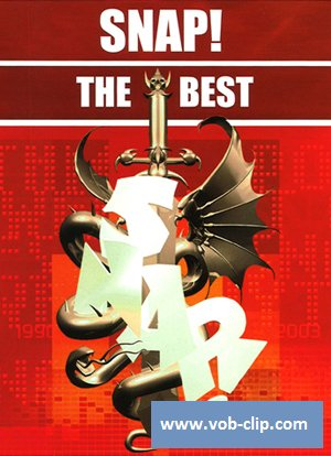 Snap - The Best (1990-2003) (DVD9)