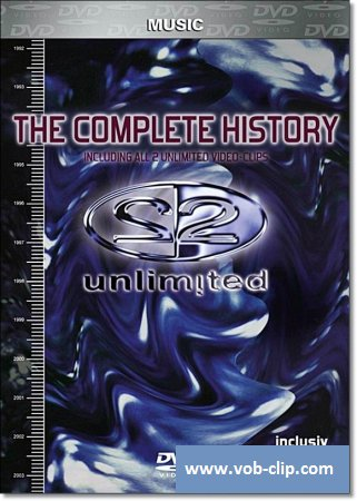 2 Unlimited - The Complete History (2004) (DVD5)