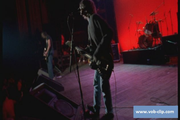 Nirvana territorial pissings live at the paramount 1991 - 3 3