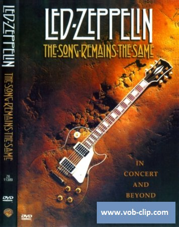 Led Zeppelin - The Song Remains The Same (1976 - 2007) (DVD9)