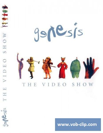 Genesis - The Video Show (2005) (DVD9)