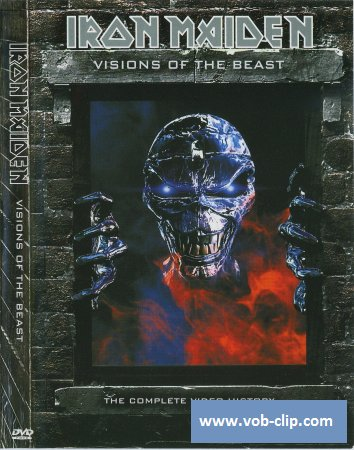 Iron Maiden - The Complete Video History (2003) (2XDVD9)