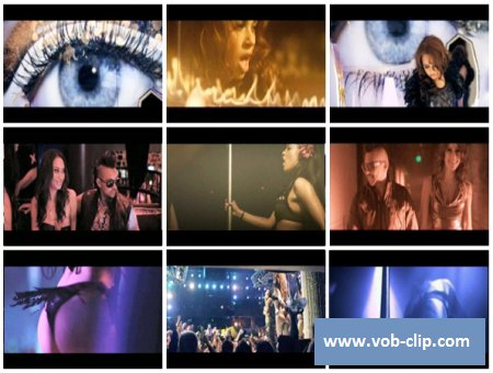 Sean Paul Feat Alexis Jordan - Got 2 Luv U (PO 8 Bar Intro Edit) (2011) (VOB)
