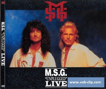 McAuley Schenker Group - Unplugged (1992) (DVD5)
