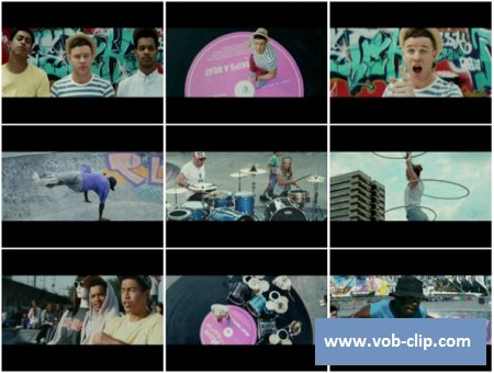 Olly Murs Feat Rizzle Kicks - Heart Skips A Beat (Pokerface Radio Edit) (VPS Video Remix) (2011) (VOB)