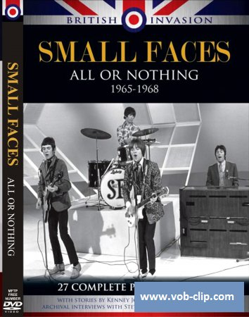 Small Faces - All Or Nothing (2010) (DVD9)