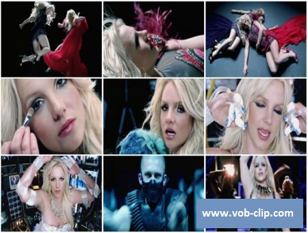 Britney Spears - Hold It Against Me (Extended Version) (2011) (VOB)