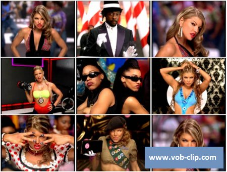 Fergie Feat Will I Am - Fergalicious (Extended Version) (2010) (VOB)