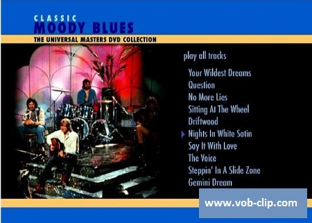 Moody Blues - Classic Moody Blues (2005) (DVD5)