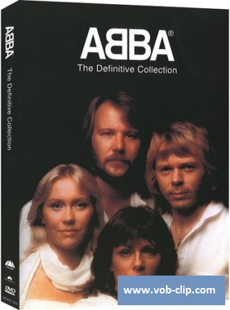 ABBA - The Definitive Collection (2002) (DVD9)