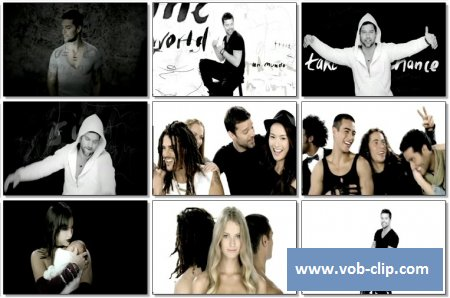 Ricky Martin Feat Joss Stone - The Best Thing About Me Is You (Jump Smokers Remix) (2011) (VOB)