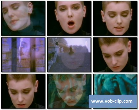 Sinead O'Connor - Nothing Compares 2 U (1990) (VOB)