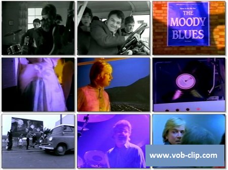 Moody Blues - Your Wildest Dreams (1986) (VOB)