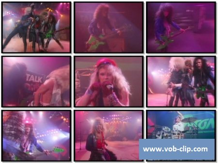 Poison - Talk Dirty To Me (1987) (VOB)
