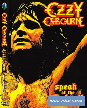 Ozzy Osbourne - Speak Of The Devil 82 (2012) (DVD9)