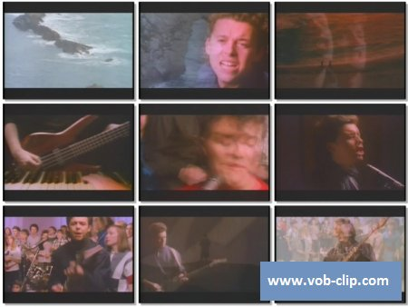 Tears For Fears - Shout (1984) (VOB)