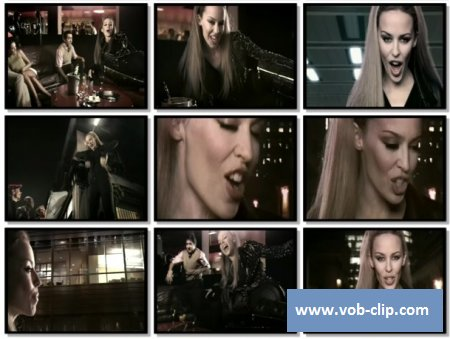Kylie Minogue - Giving You Up (2004) (VOB)