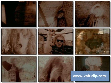 Alice In Chains - Man In The Box (1991) (VOB)