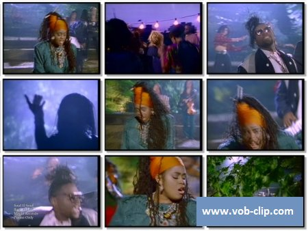Soul II Soul - Back To Life (1989) (VOB)