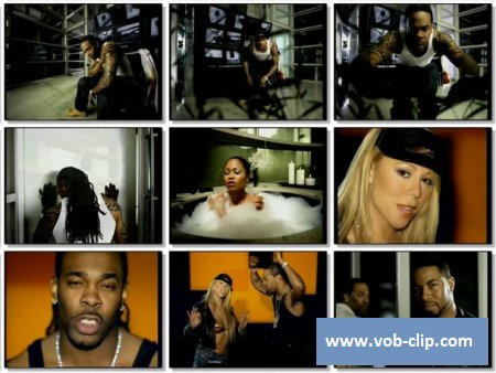 Busta Rhymes And Mariah Carey Feat. The Flipmode Squad - I Know What You Want (2003) (VOB)