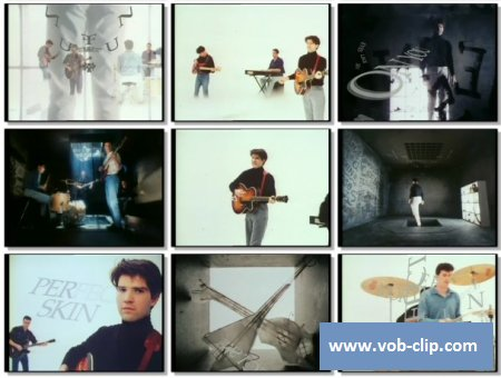 Lloyd Cole And The Commotions - Perfect Skin (1984) (VOB)