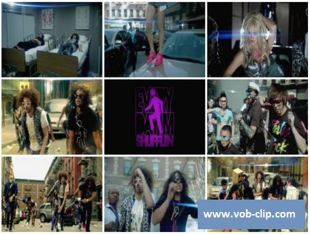 LMFAO Feat Lauren Bennett And GoonRock - Party Rock Anthem (Alesso Remix) (2011) (VOB)