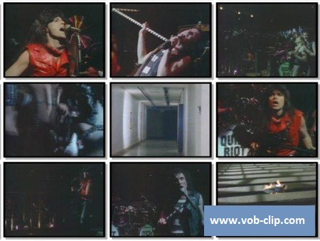 Quiet Riot - Bang Your Head (Metal Health) (1982) (VOB)