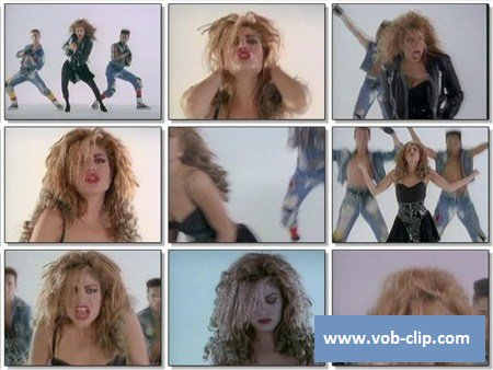 Taylor Dayne - Tell It To My Heart (1988) (VOB)
