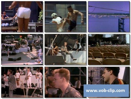 UB40 With Chrissie Hynde - I Got You Babe (1985) (VOB)