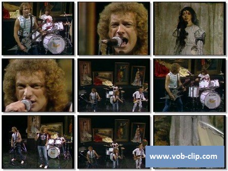 Foreigner - Break It Up (1982) (VOB)