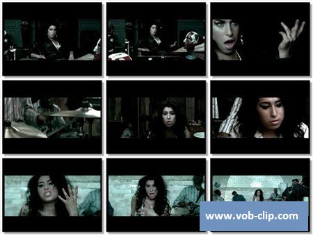 Amy Winehouse - Rehab (2006) (VOB)