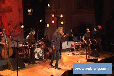 Robert Plant And The Band Of Joy - Live From The Artist's Den (2012) (DVD9)