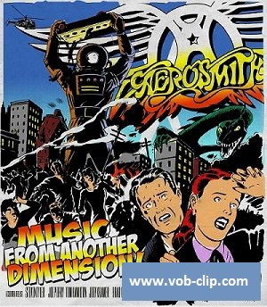 Aerosmith - Music From Another Dimension! (Deluxe Edition) (2012) (DVD5)