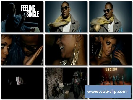 R.Kelly - Feelin' Single (2012) (VOB)