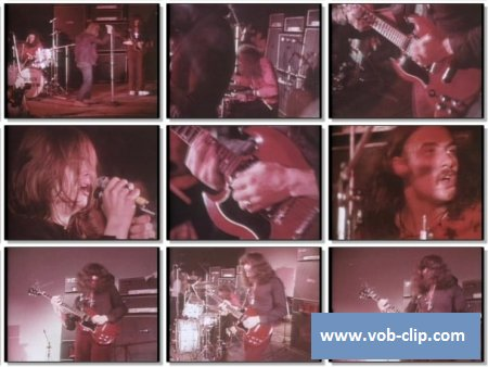 Black Sabbath - War Pigs (1970) (VOB)