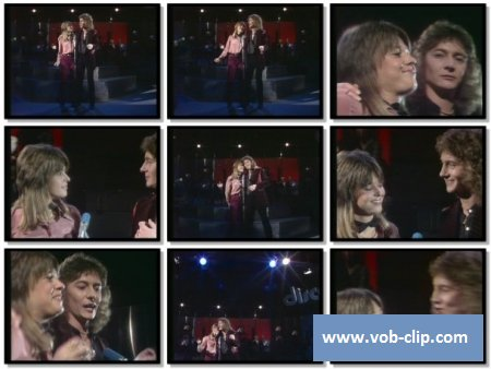 Suzi Quatro And Chris Norman - Stumblin' In (1979) (VOB)