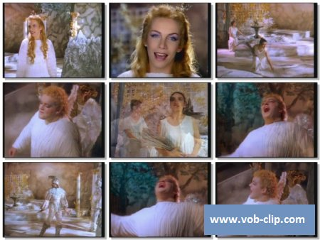 Eurythmics - There Must Be An Angel (Playing With My Heart) (1985) (VOB)