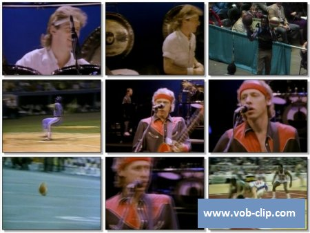 Dire Straits - Walk Of Life (1985) (VOB)