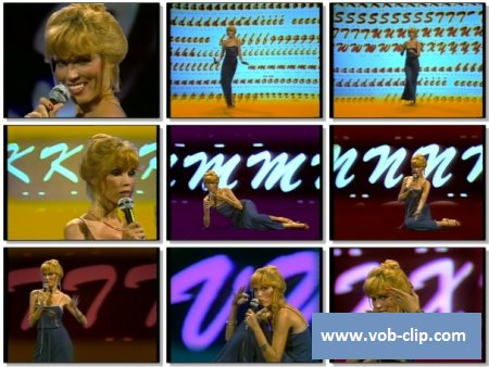Amanda Lear - Alphabet (Prelude In C By J.S. Bach) (1977) (VOB)
