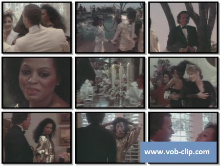 Julio Iglesias And Diana Ross - All Of You (1984) (VOB)