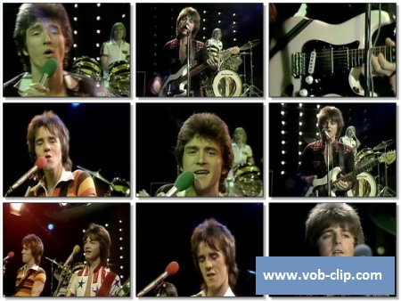Bay City Rollers - I Only Wanna Be With You (1976) (VOB)