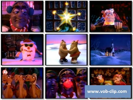California Raisins - Rudolph The Red Nosed Reindeer (1986) (VOB)