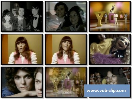 Carpenters - (They Long To Be) Close To You (1970) (VOB)