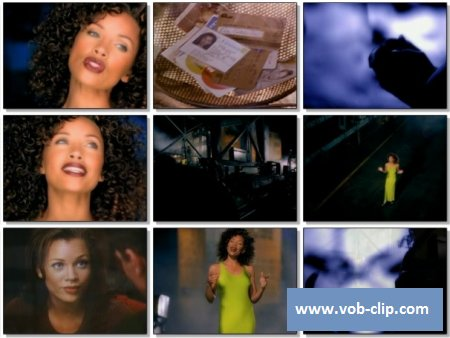 Vanessa Williams - Where Do We Go From Here (1996) (VOB)