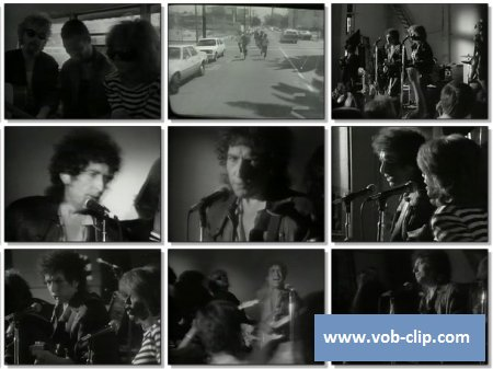 Bob Dylan - When The Night Comes Falling From The Sky (1985) (VOB)