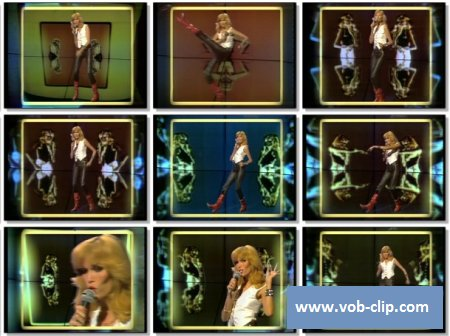 Amanda Lear - These Boots Are Made For Walking (1977) (VOB)